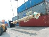 Expédition de cargaison rapide surdimensionnée de Shanghai vers l'Allemagne