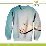 주문 공백 보통 백색 면 스웨트 셔츠 (KY-H031)