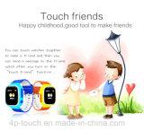 Enfants Montre GPS avec plusieurs langues (D15)
