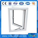 PVC large Windows coulissant de 3 pistes