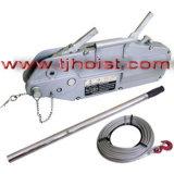 Fune metallica che tira gru, tenditore del cavo in alta qualità con CE, TUV, GS