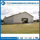 Garage de acero estándar de la estructura de acero del kit de edificio de Australia del diseño con el panel del poliuretano