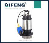 Bomba submersível de caixa de motor de aço inoxidável (QDX40-7-1.1)