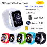 Телефон вахты Bluetooth 3.0 франтовской с камерой 2m (GM18)