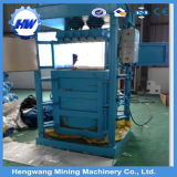 Altpapier-Ballenpreßmaschine, hydraulische Ballenpresse für Plastik