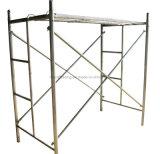 Sistema de la construcción de la alta calidad de ventas calientes del medio de la escala del masón andamio del marco