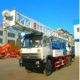 Gendarmerie Truck Quality Reliable Water Well Drilling Rig