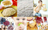 Alimentos para niños del polvo de la nutrición de la alta capacidad que hacen la máquina