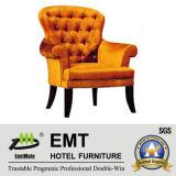 Conception confortable avec la chaise en bois d'hôtel (EMT-HC05)