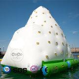 Brinquedo inflável LG8039 da água do iceberg Waterpark da soldadura quente popular do TUV