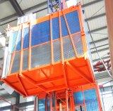 Alzamientos portables del motor eléctrico de la construcción para el concreto de elevación