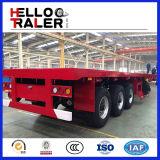 SaleのためのFuwa Axles 40FT Container Trailer Trucks