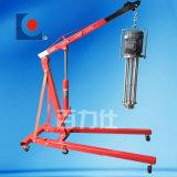 Shear elevado Mixer com Manual Lifting