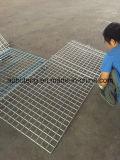 Gaiola galvanizada alta qualidade do armazenamento