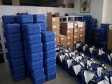 Transport gratuit 7s de DHL épissant la colleuse automatique de fusion de fibre certifiée par Ce/ISO du chauffage 17s