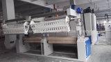 Macchinario tubolare della regolazione di calore del tessuto della fibra chimica della rifinitrice della tessile