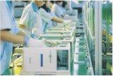Guanti a gettare liberi del PVC della piccola polvere di MOQ per uso di elettronica dell'alimento