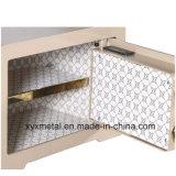 Cassaforte elettronica grande di vendita calda di Digitahi diplomata Ec27 per obbligazione domestica dei monili