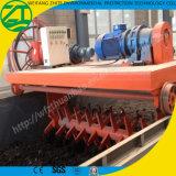 Estiércol vegetal Turner del uso del fertilizante orgánico