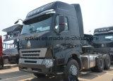 420HP HOWO A7 Traktor-Kopf-LKW 6X4