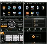 Automobile DVD/GPS Navigtor di Yessun per Mg-7 (TS7513)