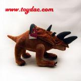 견면 벨벳 사나운 공룡 장난감