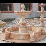 Marmeren Ny van de Fontein van het Graniet van de Steen Gouden Fontein mf-335