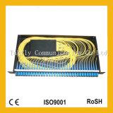Divisor do PLC da fibra óptica da caixa 1X2/1X4/1X8/1X32/1X64 de Rack/ABS