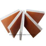 家具の使用法の木製の穀物のメラミンは合板に直面した