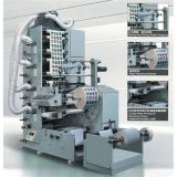 Máquina de impressão da etiqueta de Digitas da cor de Rtry-520f 6 com secador UV