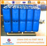 Silane funcional CAS do vinil nenhum 5507-44-8 Vinylmethyldiethoxysilane