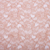 Tissu de coton de robe de lacet de mode (6067)