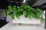 Uispairの高品質100%の鋼鉄デスクトップの鍋の庭Furnirture