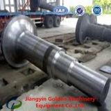 Stahl des Schmieden-SAE4130 SAE4340 Ss400 flanschte Welle