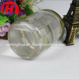 Frasco de vidro do mel por atacado do espaço livre do armazenamento da segurança alimentar do atolamento
