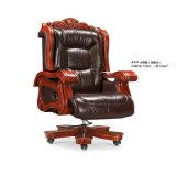 행정상 의자 들고 자전하기 가능한 두목 의자 사무실 의자 가죽 의자