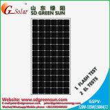36V 320W-335Wのモノラル太陽電池パネルの肯定的な許容(2017年)