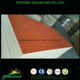 MDF stratifié à base de mélamine avec des grains de bois pour meubles