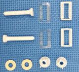 Mercancías sanitarias del tocador de la cubierta de asiento del plástico