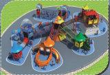 Grande campo de jogos ao ar livre Playsets HD-009A da corrediça da combinação