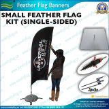 Bandera pluma simple o doble cara Beach Flying ( SC- NF04F06070 )