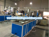 Artificial MarbleのためのDesign新しいPVC Plastic Stone Profile Extrusion Production Line