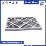 De geplooide Filter van de Lucht van het Karton Eerste