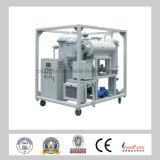 Serie Zrg-50 de múltiples funciones de aceite de reciclaje de la máquina, máquina de purificación de aceite