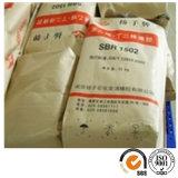 Gránulos de goma de SBR, caucho de SBR, gránulos baratos Pric de la calidad de SBR