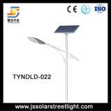 уличный фонарь 8m 60W солнечный СИД с высоким качеством