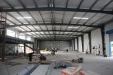 De Workshop van het Frame van het Structurele Staal van het staal met het Dakwerk van het Frame van het Staal