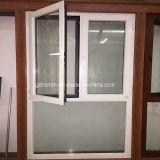 Combination de aluminio Casement Window con Uno Panel Fixed (HM -172)
