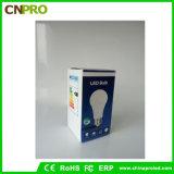 Des Qualitäts-Plastik-+ Aluminium-A19 LED Birne 9W