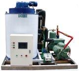 Eis-Maschine der Flocken-5ton/Day für Meerestier-Fabrik